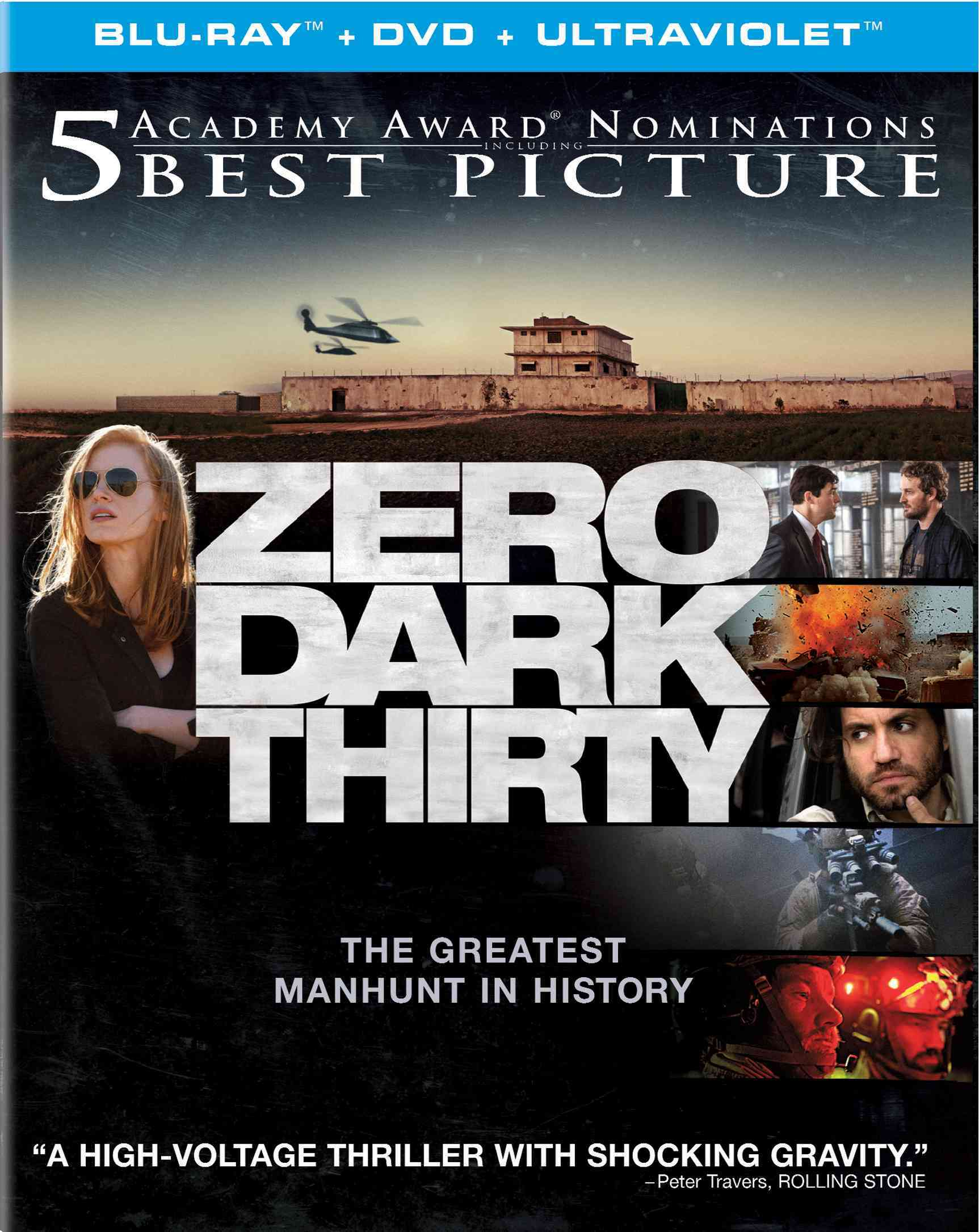 ZERO DARK THIRTY BY CLARKE,JASON (Blu-Ray)